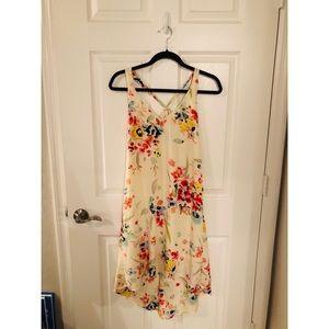 An HM Floral Dress.
